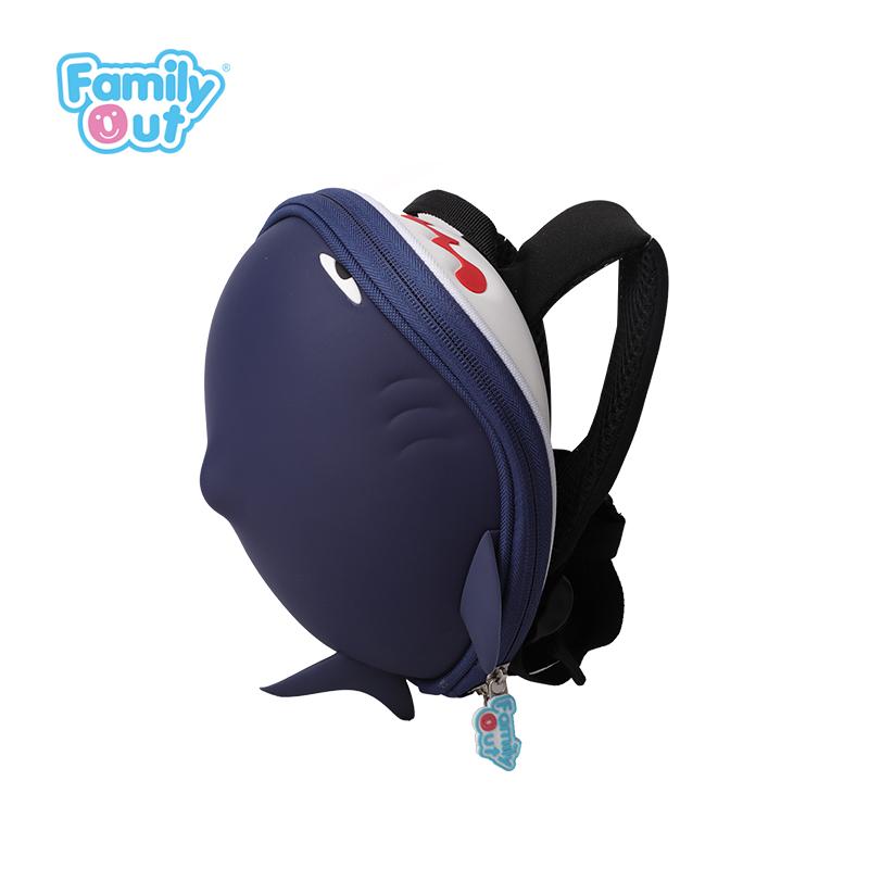 鲨鱼博尼防走失背包