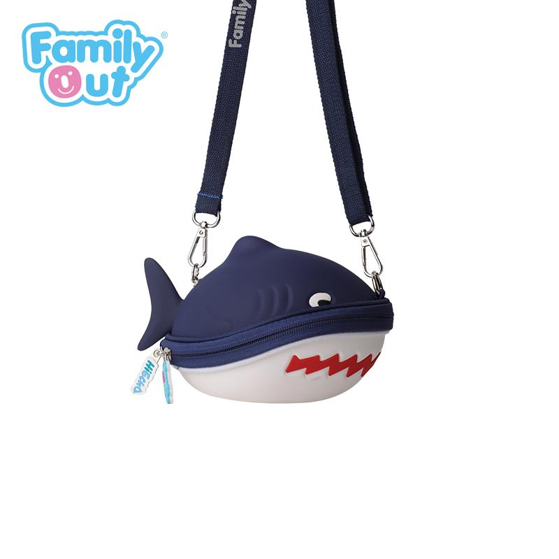 鲨鱼博尼单肩背包